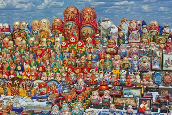 recuerdos-de-rusia-souvenirs-Matryoshka-dolls